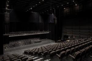 La petite salle du Théâtre-Sénart