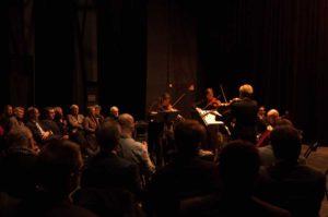 Soirée Mécènes avec les solistes de l'Orchestre les Siècles © Février 2017